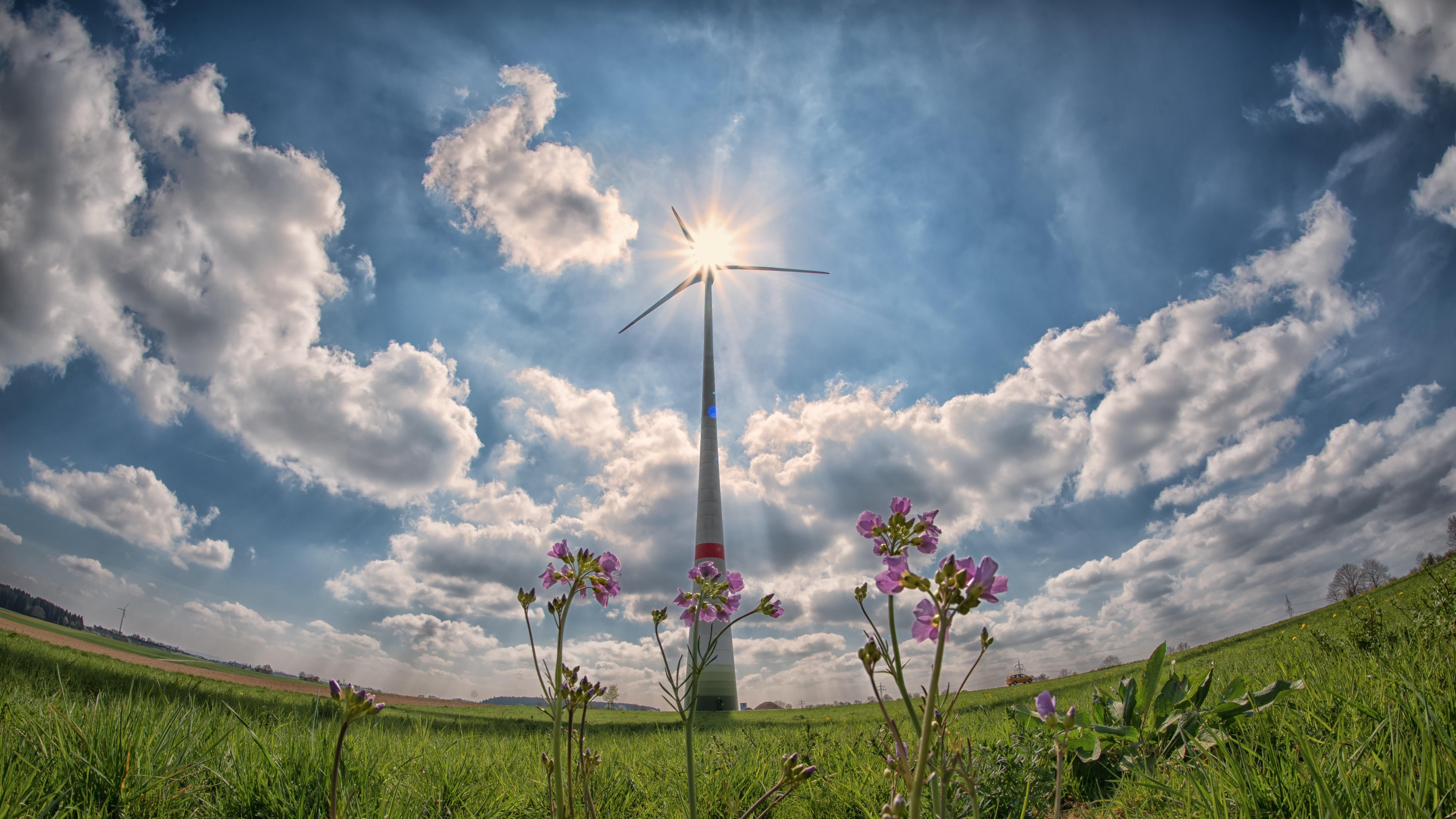 Obnovitelné zdroje v Česku klesly na úroveň roku 2012