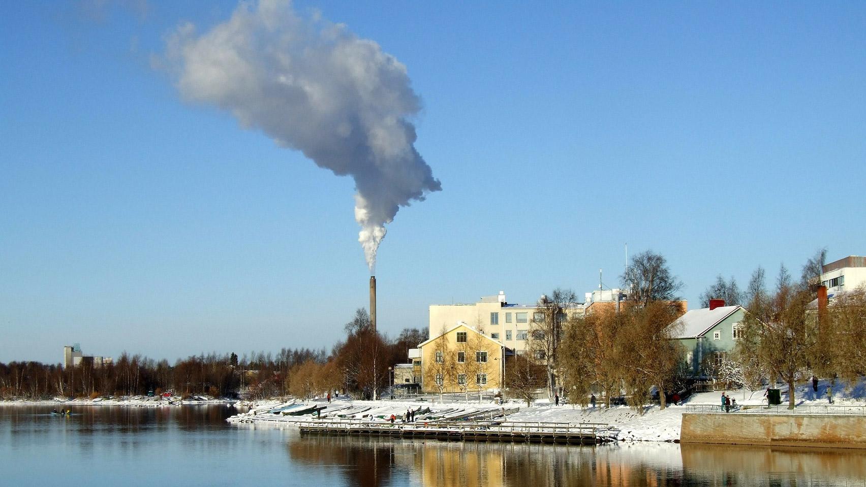 Finsko by se mohlo do 15 let stát první uhlíkově neutrální zemí na světě
