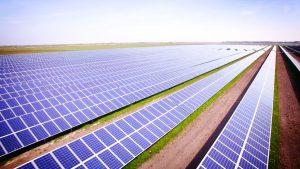 Belgie chce u svého pobřeží vybudovat první námořní solární park