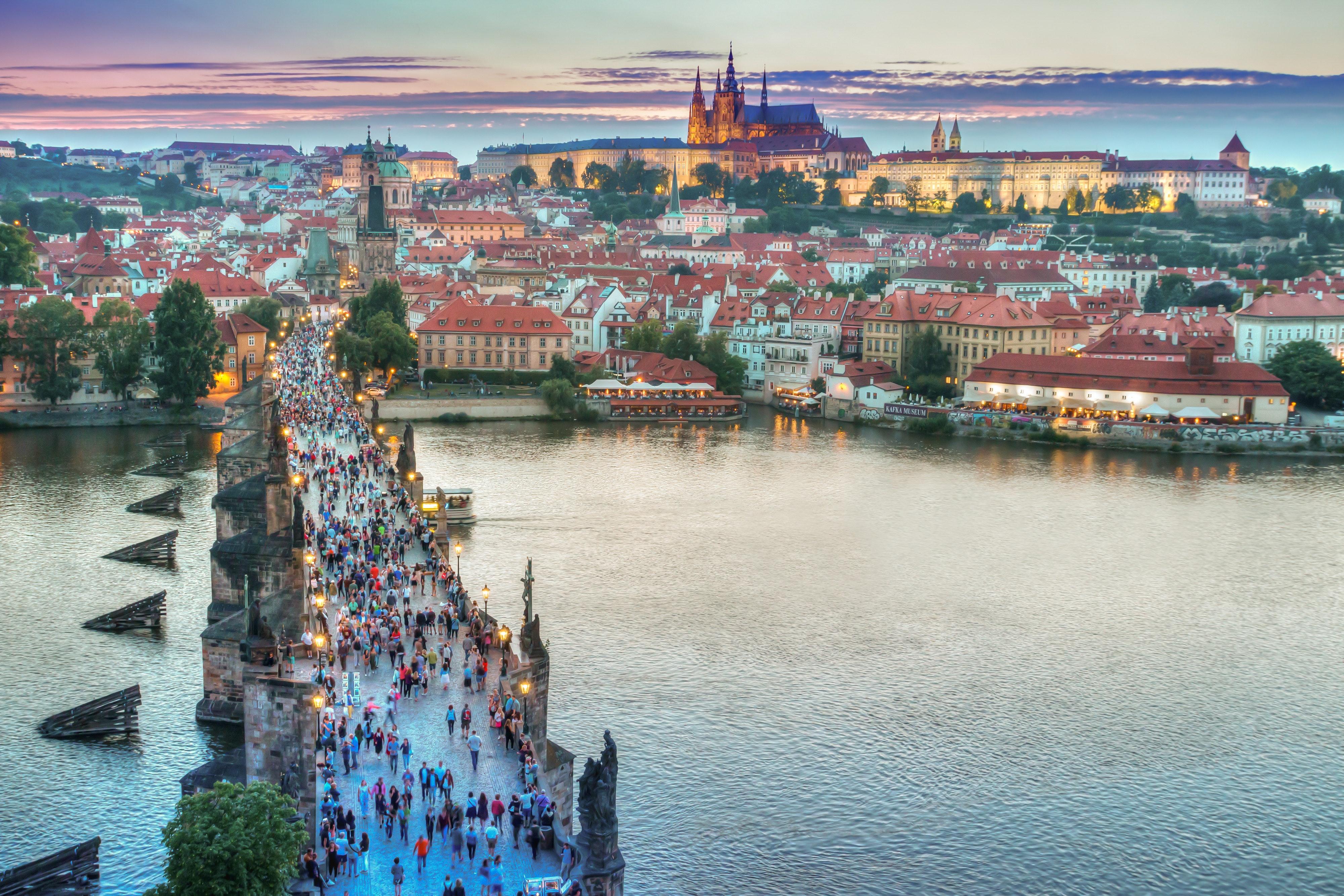 Praha chce polovinu energie ve svých firmách z obnovitelných zdrojů