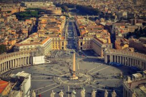 Vatikán vyzval k bojkotu uhlí a dalších fosilních paliv