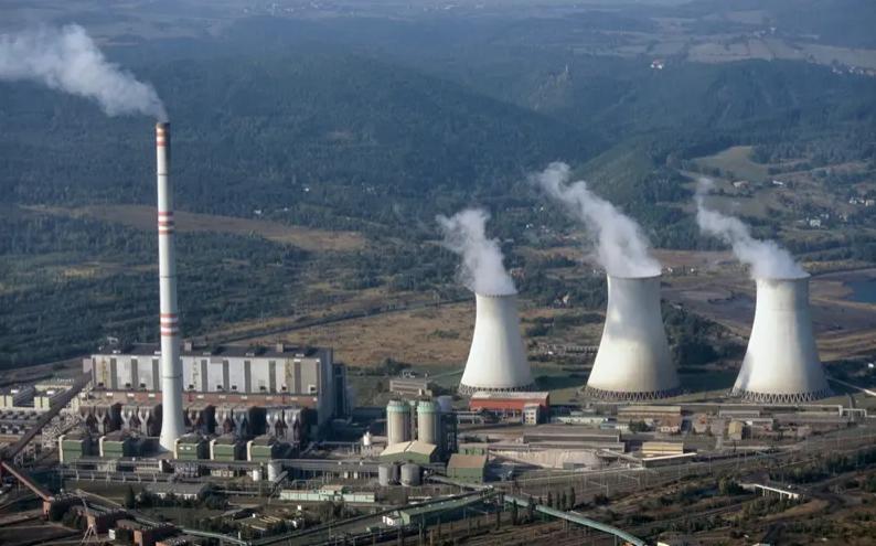 Alespoň malá úleva pro české ovzduší. Elektrárna Prunéřov končí