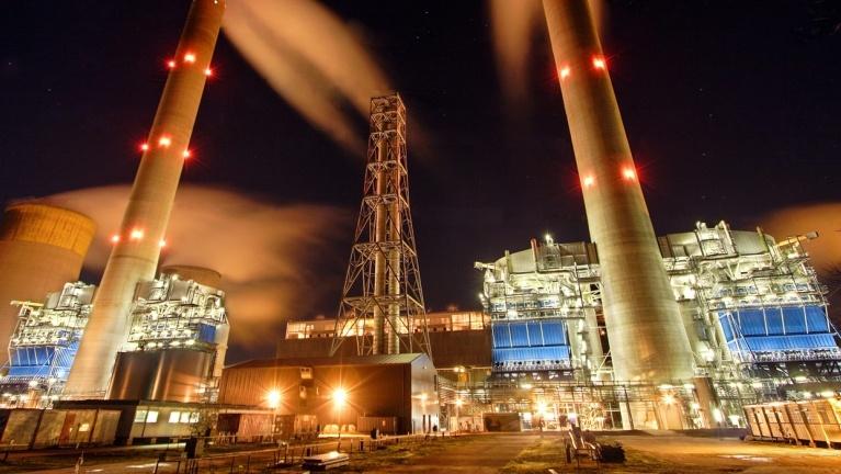 Odstavená uhelná elektrárna obnovila provoz